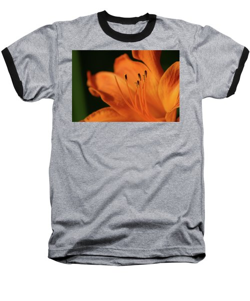 Orange Wave 3096 H_2 Baseball T-Shirt