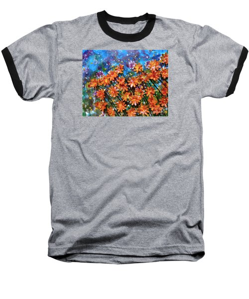 Orange You Sweet Baseball T-Shirt