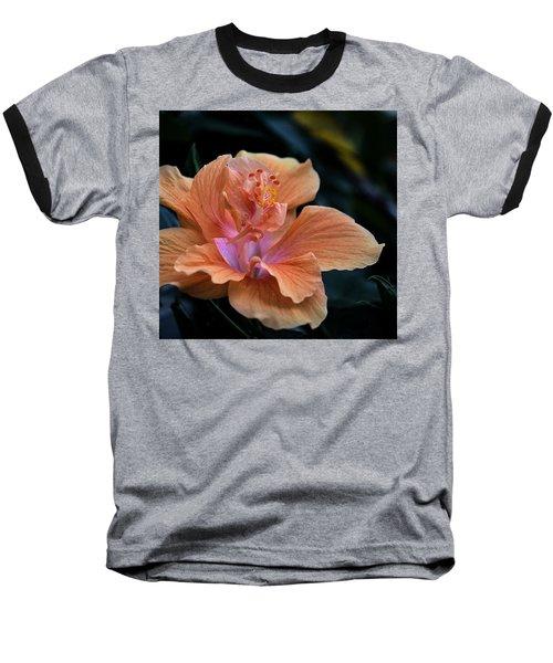 Orangecicle Baseball T-Shirt by Robert McCubbin