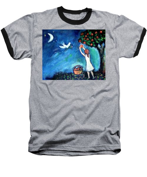 Oranges Song Baseball T-Shirt