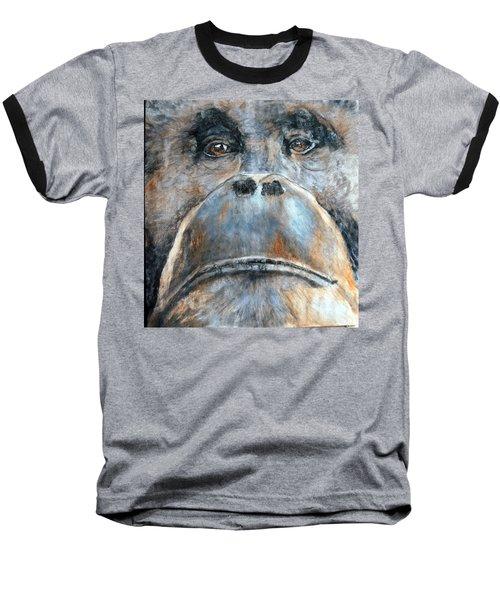 Orangutan Baseball T-Shirt