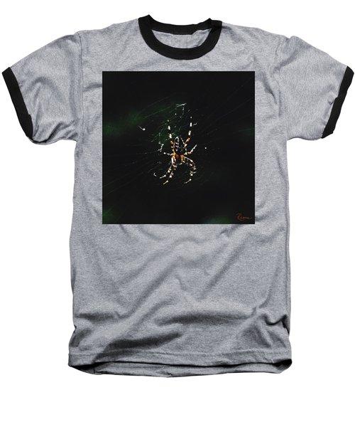 Orb Weaver Baseball T-Shirt