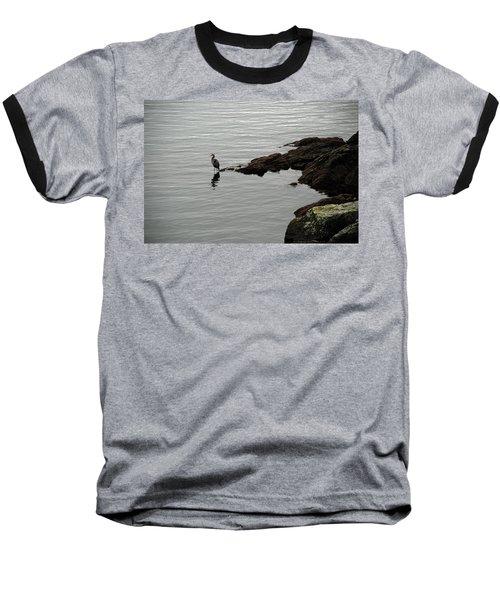 Orcas Island Bird  Baseball T-Shirt