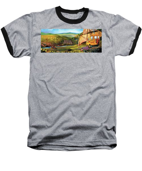 Orchard Valley Baseball T-Shirt