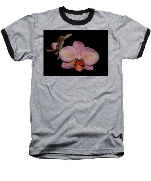 Orchid 2016 3 Baseball T-Shirt