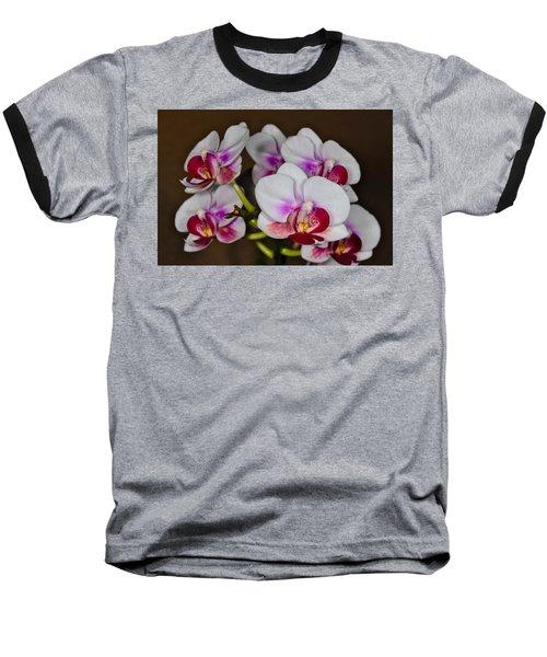 Orchid 306 Baseball T-Shirt