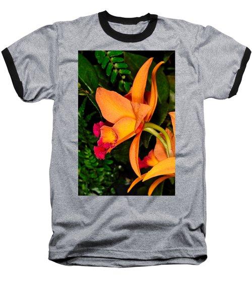 Orchid 355 Baseball T-Shirt