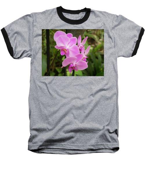 Orchid #6 Baseball T-Shirt