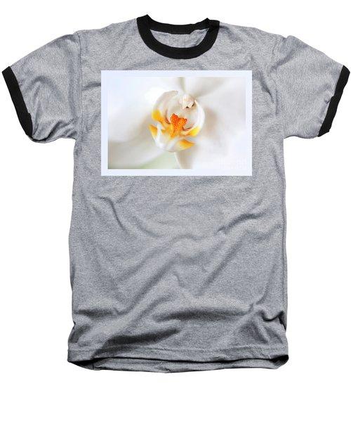 Orchid Detail Baseball T-Shirt