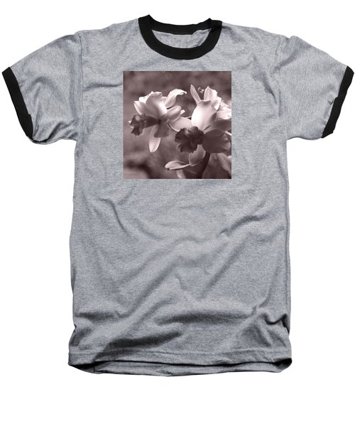 Baseball T-Shirt featuring the photograph Orchid Dream - Square by Kerri Ligatich
