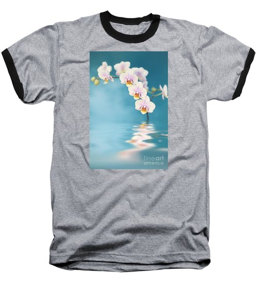 Orchid Dreams Baseball T-Shirt