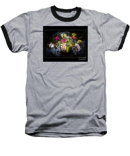 Orchid Island Baseball T-Shirt