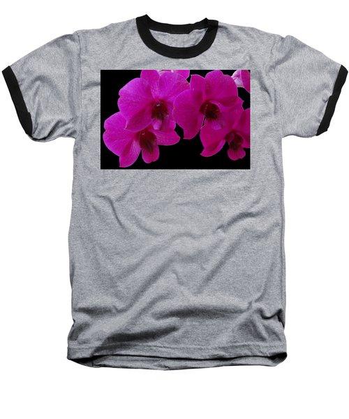Orchid Song Baseball T-Shirt