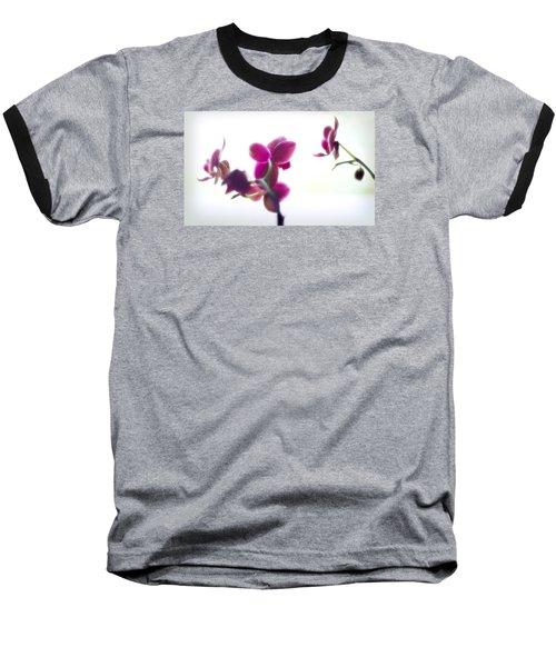 Orchids Baseball T-Shirt