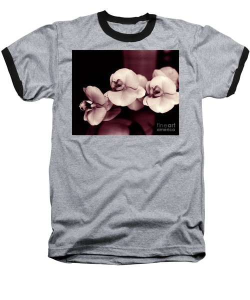 Baseball T-Shirt featuring the photograph Orchids Hawaii by Mukta Gupta