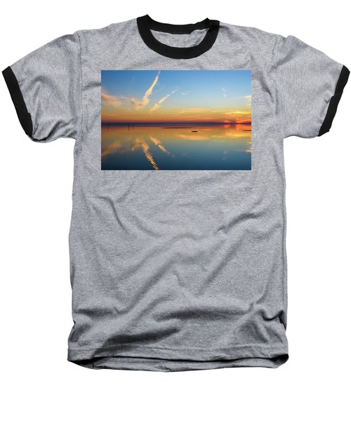 Baseball T-Shirt featuring the photograph Or'dinaire by Thierry Bouriat