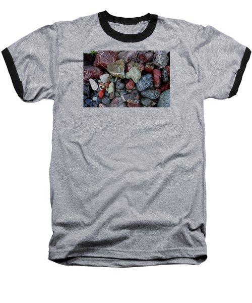 Oregon Beach Collection Baseball T-Shirt