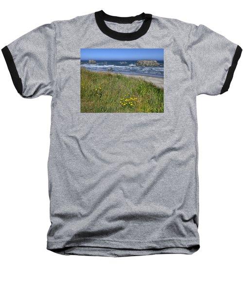 Baseball T-Shirt featuring the photograph Oregon Beauty by Wanda Krack