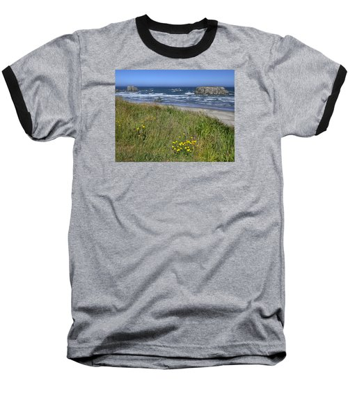 Oregon Beauty Baseball T-Shirt