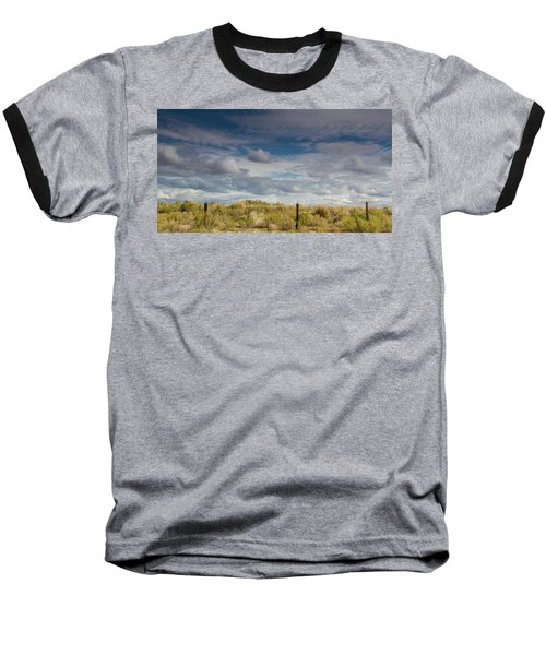 Oregon Clouds Baseball T-Shirt