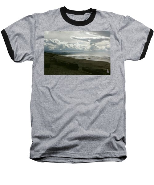 Oregon Coast 10 Baseball T-Shirt