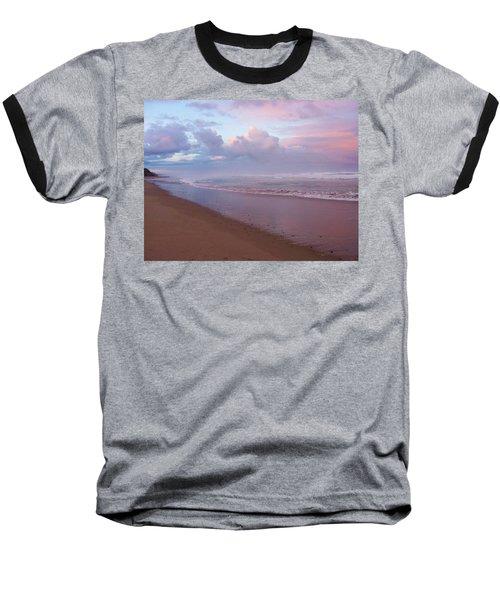 Oregon Coast 14 Baseball T-Shirt