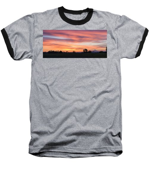 Oregon Sunrise Baseball T-Shirt