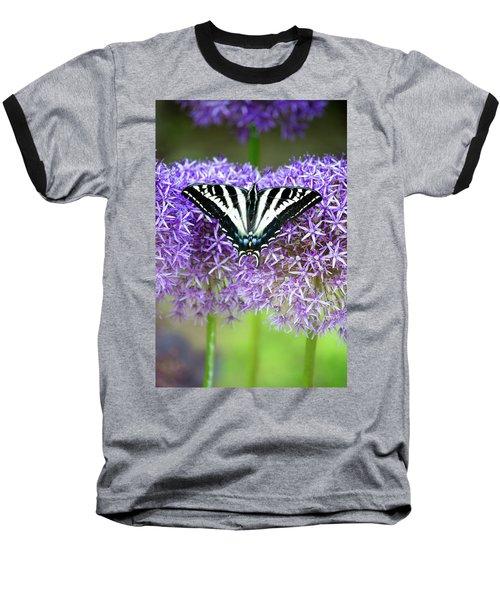 Baseball T-Shirt featuring the photograph Oregon Swallowtail by Bonnie Bruno