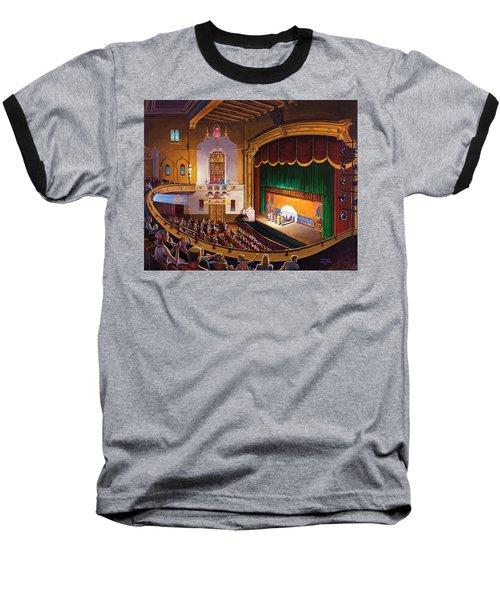 Organ Club - Jefferson Baseball T-Shirt