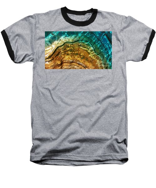 Organic Flow Baseball T-Shirt