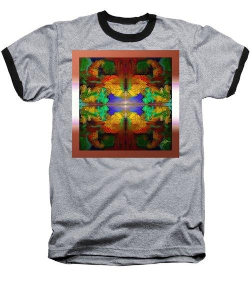 Oriental Gardens  Baseball T-Shirt