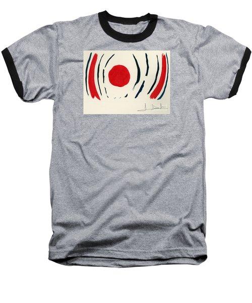 Oriental Sun Baseball T-Shirt