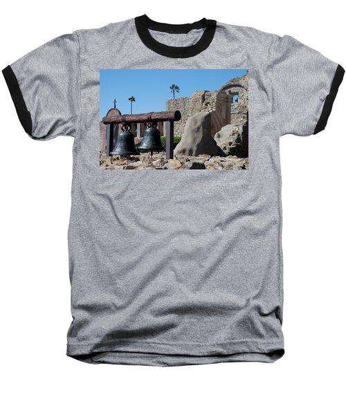 Original Bell Tower Baseball T-Shirt