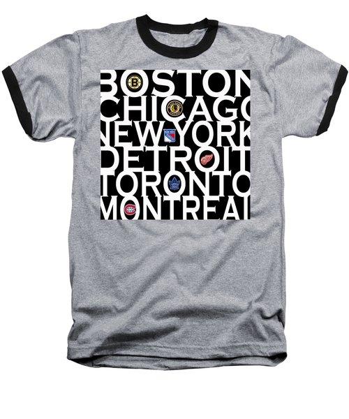 Original Six Baseball T-Shirt