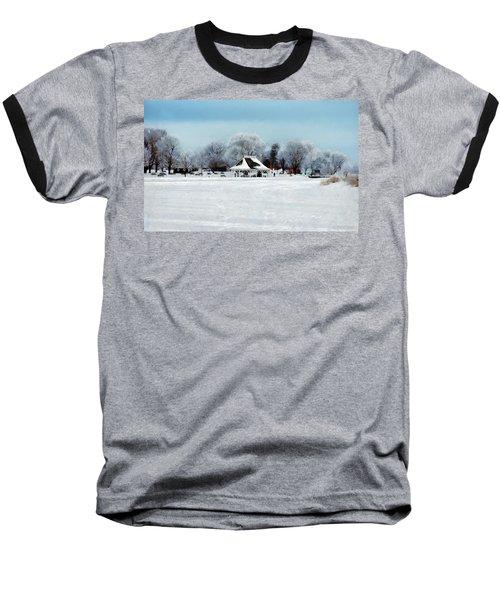 Orillia Winter Baseball T-Shirt