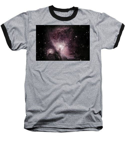 Orion Nebula M42 Baseball T-Shirt