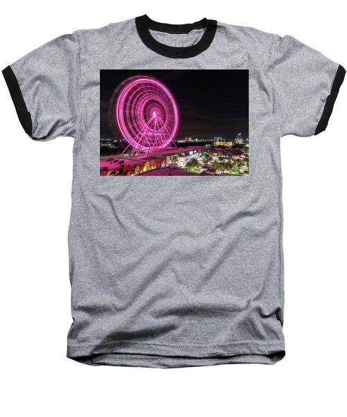 Orlando Eye Baseball T-Shirt