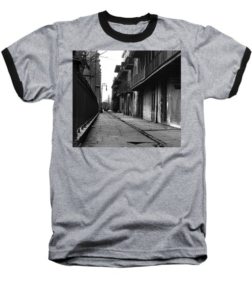 Orleans Alley Baseball T-Shirt