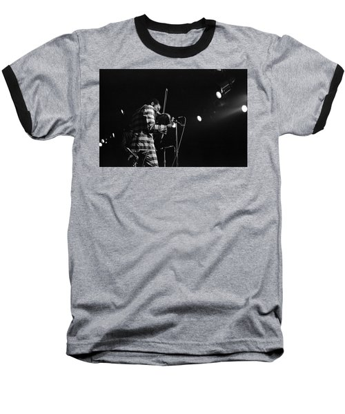 Ornette Coleman On Violin Baseball T-Shirt