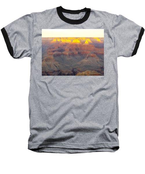 Oro Meseta Baseball T-Shirt by Adam Cornelison