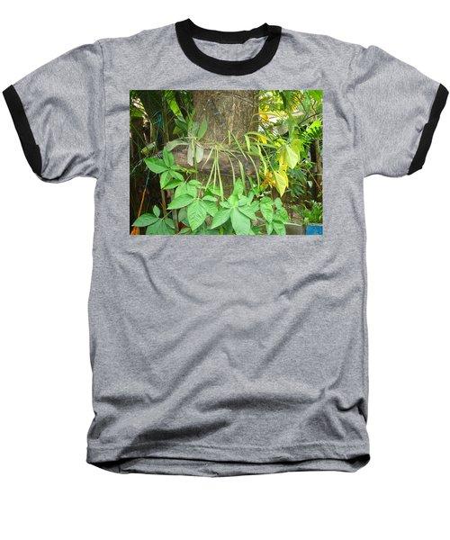 Orquidea Baseball T-Shirt