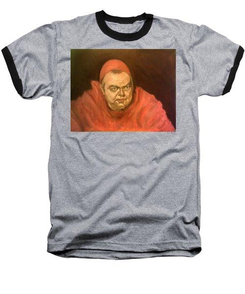 Orson Welles As Cardinal Wolsey Baseball T-Shirt