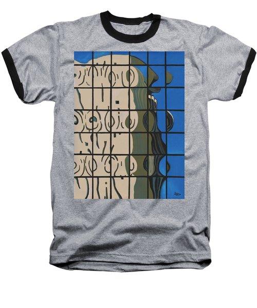Osborn Reflections Baseball T-Shirt by Alika Kumar