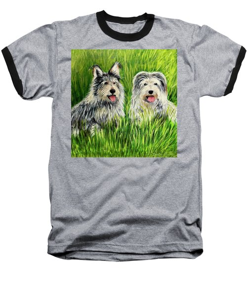 Oskar And Reggie Baseball T-Shirt