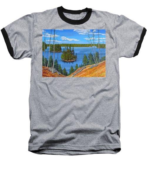 Osprey Island Baseball T-Shirt