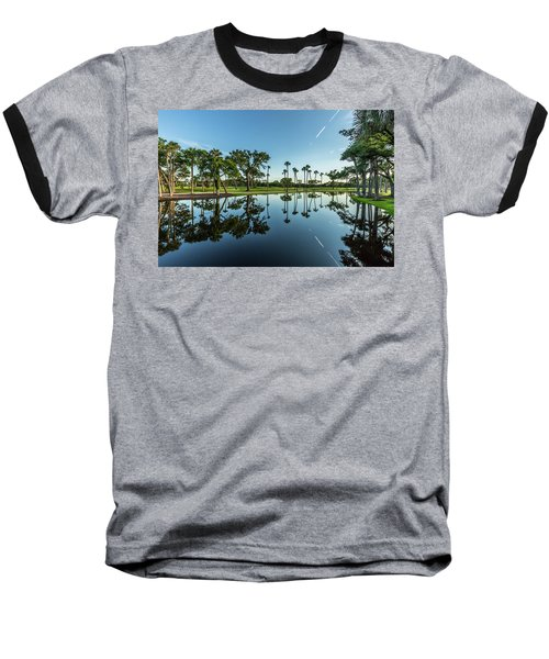 Osprey Point Kiawah Island Resort Baseball T-Shirt