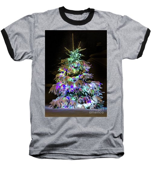 O'tannenbaum Baseball T-Shirt
