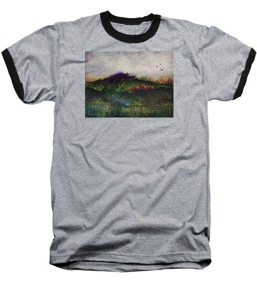 Other World 1 Baseball T-Shirt by Ron Richard Baviello