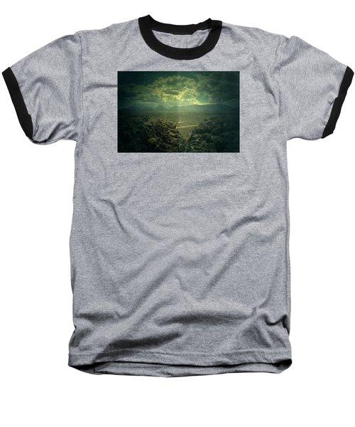 Otherside Baseball T-Shirt by Mark Ross