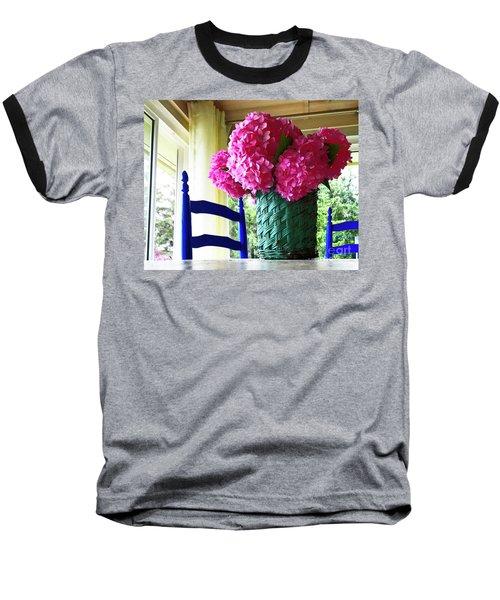 Otisco Morning Baseball T-Shirt